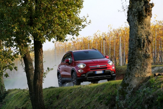 Fiat 500X, test of the first 4 × 4 crossover
