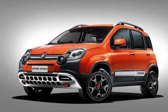 Fiat Panda Cross the update we've been waiting for