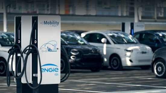 FCA will partner with Engie Eps to create green transport